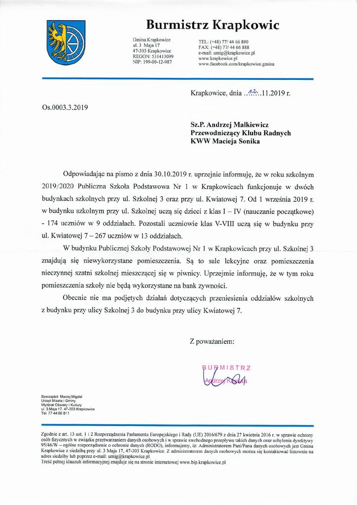Odpowiedź na interpelację Klubu Radnych KWW Macieja Sonika.png