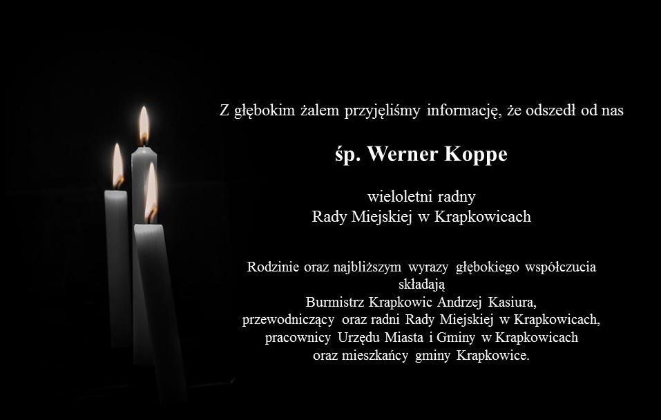 kondolencje Werner Koppe.jpeg