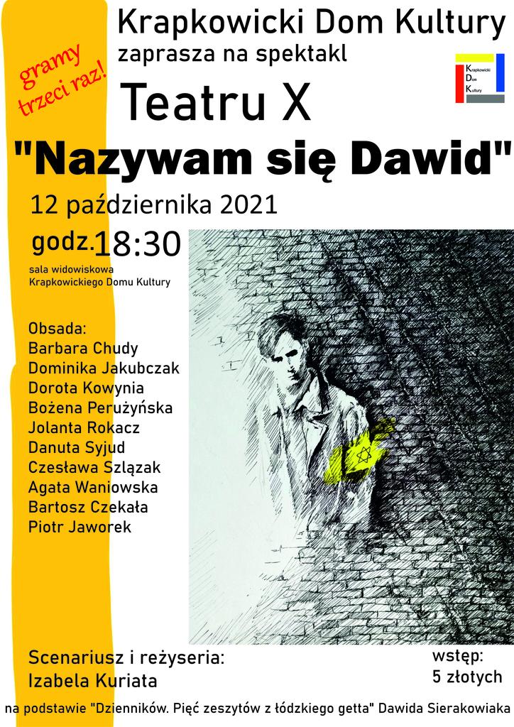 Plakat teatr X 12 pażdzeirnika 2021 1.jpeg