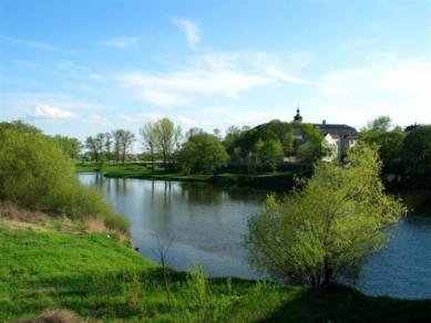 Widok na krapkowicki zamek_fot.Misiak