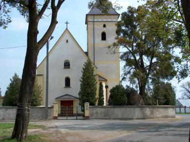 Kościół w Rogowie Op.