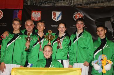 Galeria mistrz karate 2014
