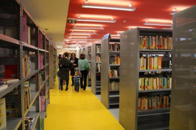 Galeria otwarcie biblioteki