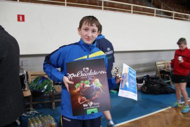 Galeria I turniej tenisa stołowego