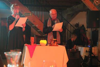 Galeria wieczór poezji