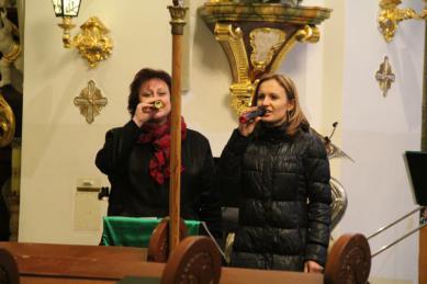 Galeria Koncert kolęd WNMP stycz. 2015