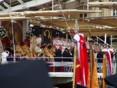 Galeria pielgrzymka strażaków 2015