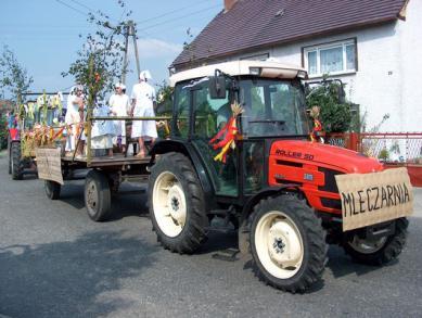 Żużela:Dożynki gminne 2005