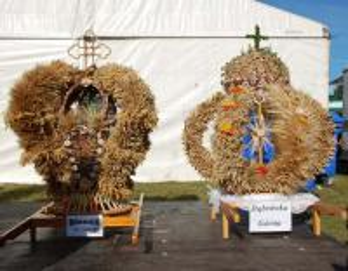 Steblów:dożynki miejsko-gminne 2007