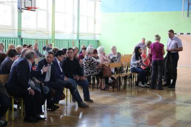 Galeria Spotkanie w sprawie dyrektor zss nr 1