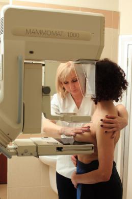Galeria mammografia