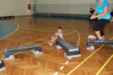 Galeria Maraton fitness