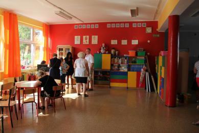 Galeria otwarcie roku szkolnego zss 1