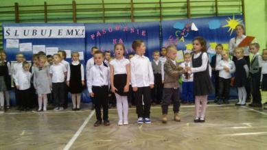Galeria pasowanie ucznia zss1 2015
