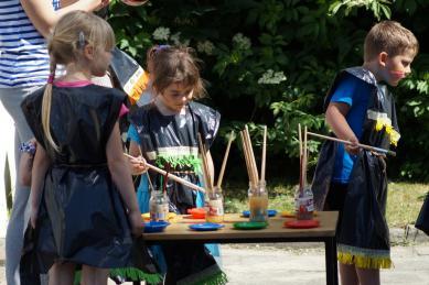 Galeria Tęczowa 6 - Dzień dziecka
