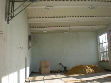 Galeria sala gimnastyczna w kóźnicy