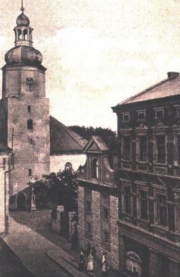 Krapkowice Kościół