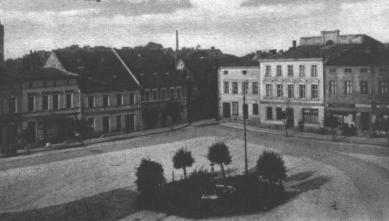Rynek Krapkowice