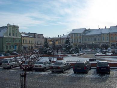 Galeria Krapkowice zimą