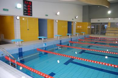 Galeria Kryta pływalnia