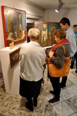 Galeria Horst Grosz