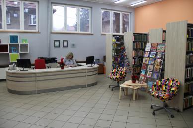 Galeria BIBLIOTEKA OTWARCIE