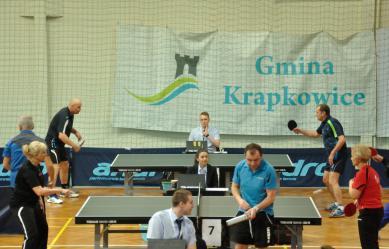 Galeria Tenis Stołowy weterani