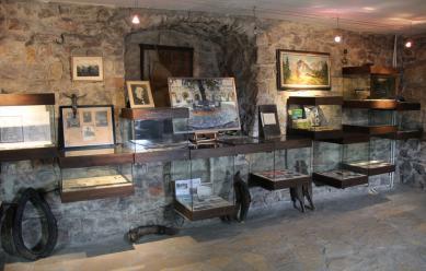 Galeria Baszta wystawa - Stare Krapkowice