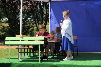Galeria 80 lat szkoły w Steblowie