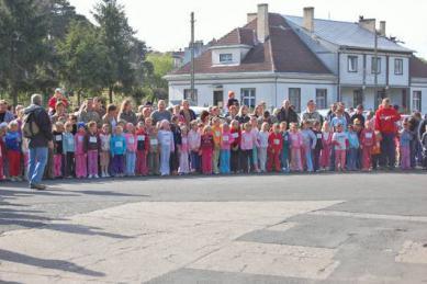 Krapkowickie Biegi Dzieci i Młodzieży_1.05.2007