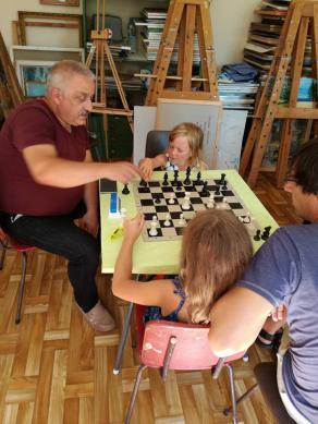 Galeria Rodzinny Turniej Szachowy