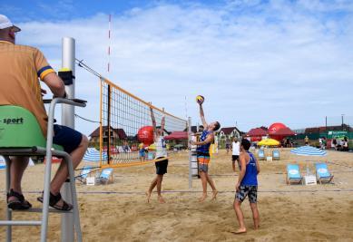 Galeria GPO siatkówka plażowa