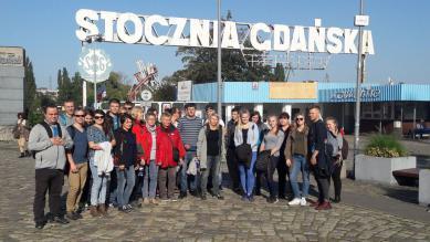 Galeria Pociągiem dookoła Polski
