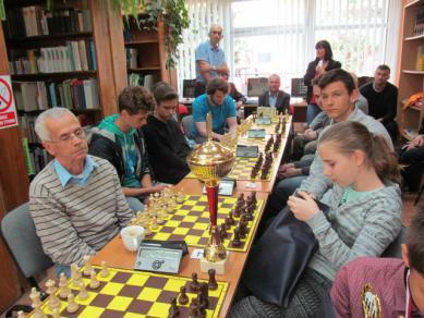 Galeria I Otwarty Turniej Szachowy