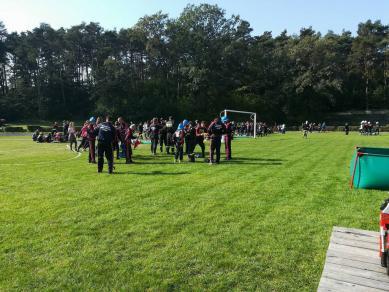 Galeria zawody sportowo-pożarnicze