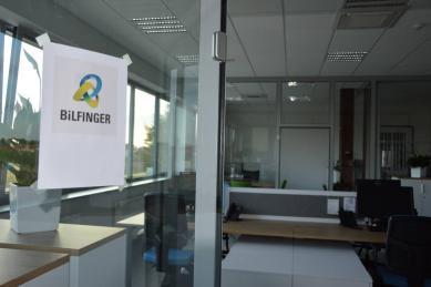 Galeria Nowy biurowiec