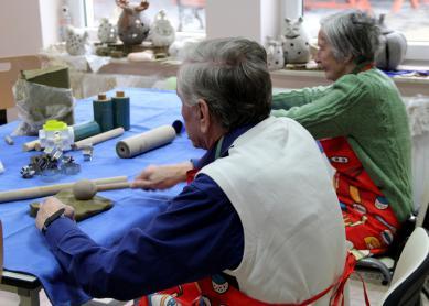 Galeria Aktywny miesiąc seniora