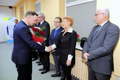 Galeria Wizyta Prezydenta RP Andrzeja Dudy