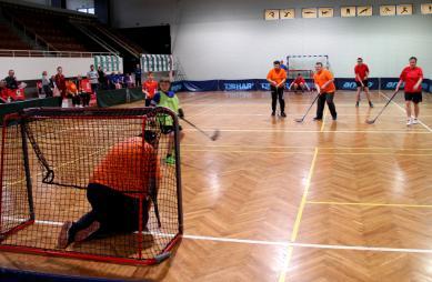 Galeria Turniej hokeja halowego