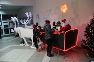 Galeria Spotkanie ze św, Mikołajem