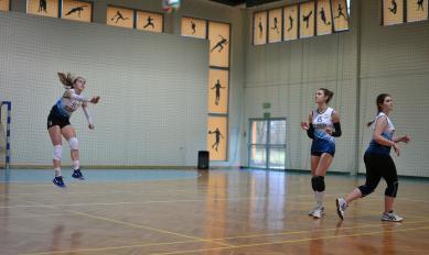 Galeria Amatorska liga siatkówki