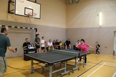Galeria Sołtysi tenis stołowy