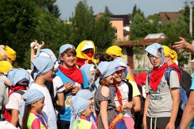 Galeria Polsko-Czeski Dzień Dziecka