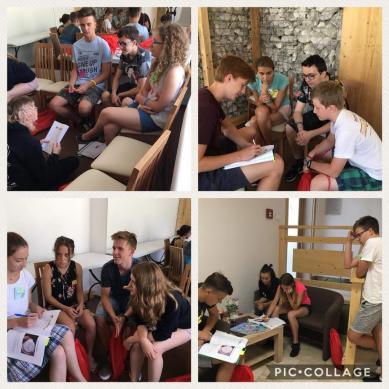 Galeria Obóz językowy