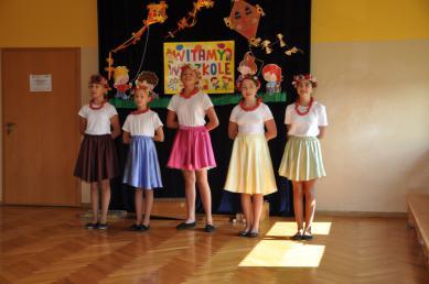 Galeria Spotkanie rozpoczynające rok szkolny