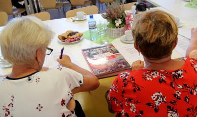 Galeria spotkanie z seniorami