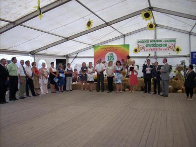 Galeria Dożynki 2011 Gwoździce