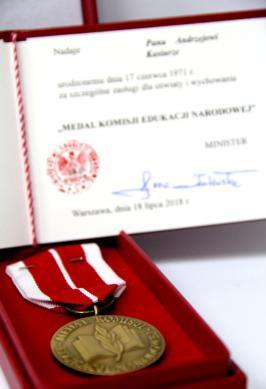 Galeria Medal KEN