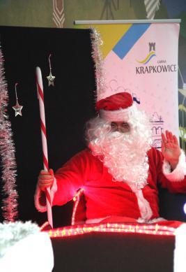 Galeria Spotkanie ze św. Mikołajem