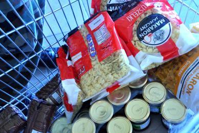 Galeria Wydawanie żywności